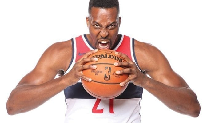 d053dc7d862 Dwight Howard Outlines Insane Plan To Become More Like Anthony Davis And Kevin  Durant