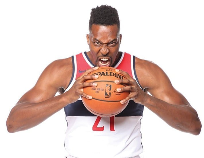 Dwight Howard Outlines Insane Plan To Become More Like Anthony Davis And Kevin Durant