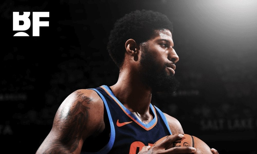 Paul George Trying To Recover From Two Injuries At The Same Time