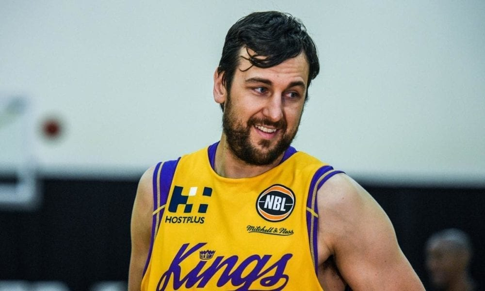 Andrew Bogut Makes Long-Awaited Debut For Sydney Kings