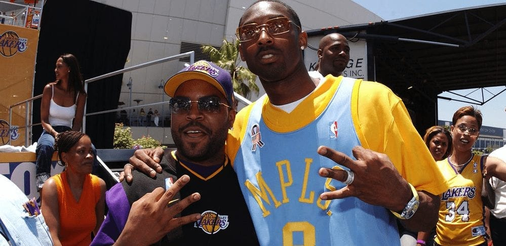 Ice Cube's Never-Ending Push To Get Kobe Bryant Playing BIG3