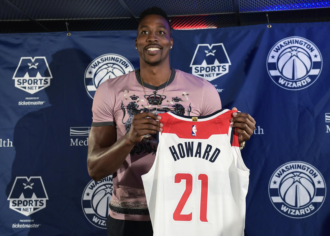 3b9add1142e Dwight Howard Outlines Insane Plan To Become More Like Anthony Davis ...