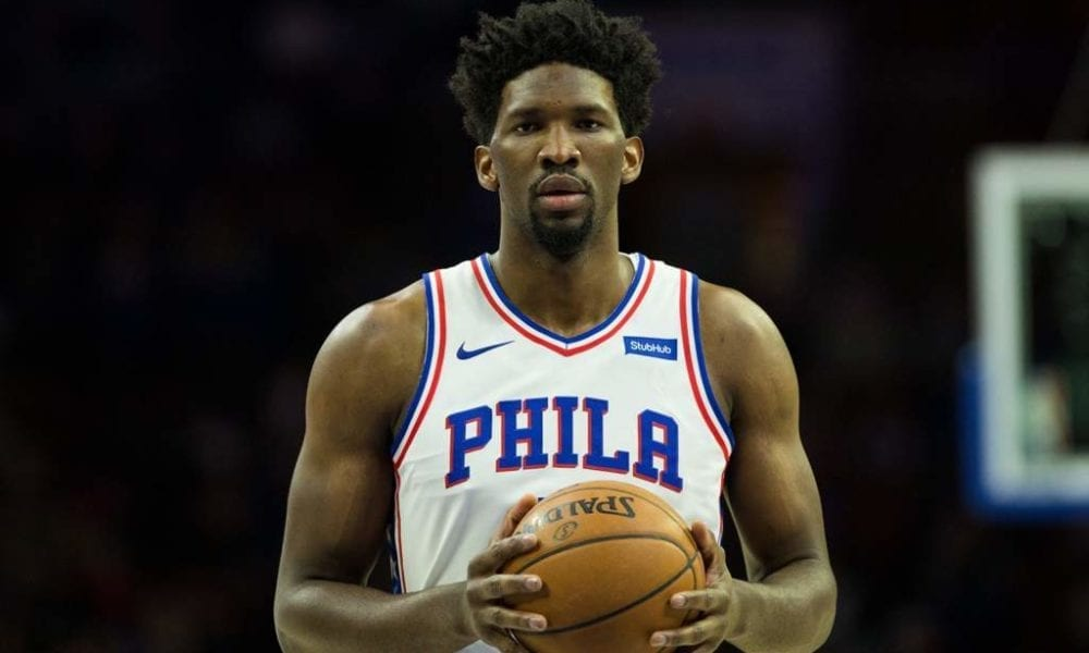 Joel Embiid Explains Why He Isn't Worried About 76ers Doing Nothing In Free Agency
