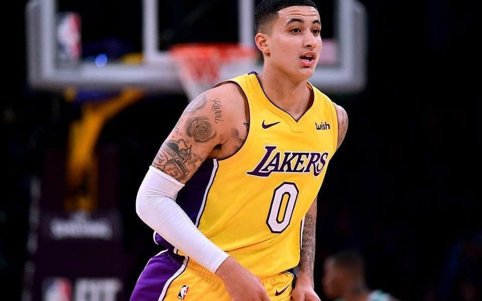 Kyle Kuzma Says 'A Lot Of People' Are Underestimating The Lakers