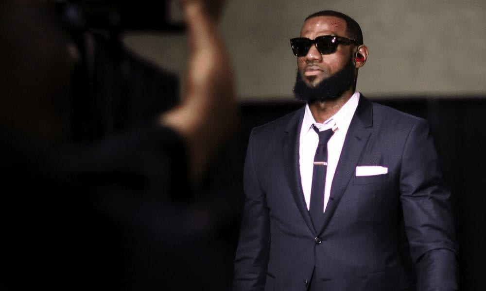 Everything You Need To Know About LeBron James' New Documentary Series 'Shut Up And Dribble'