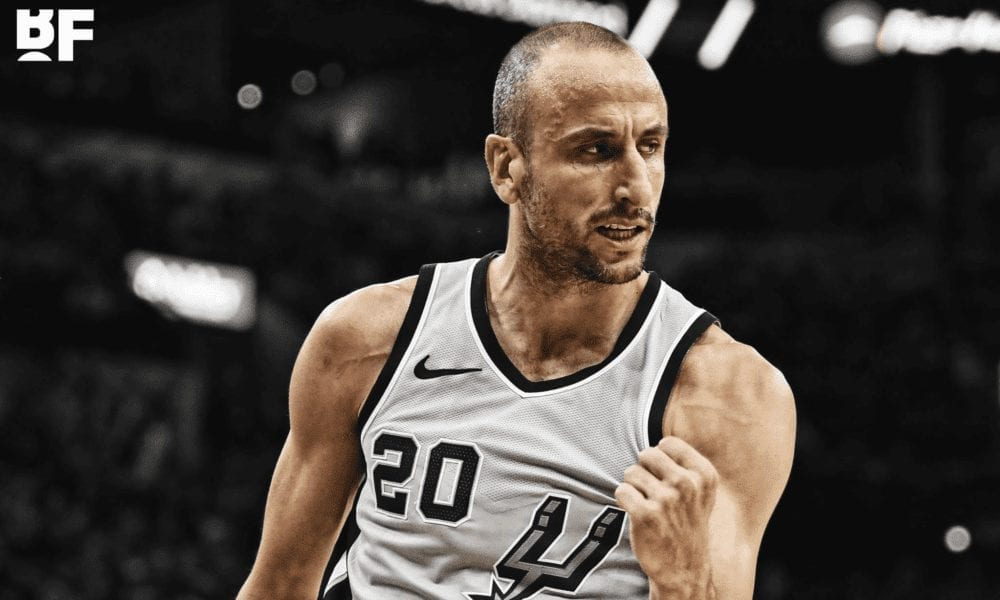 Manu Ginobili Determined To Contribute To Spurs In Retirement