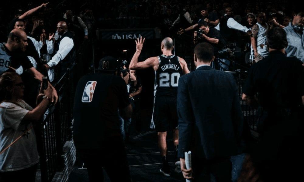 NBA Players React To Manu Ginobili's Retirement