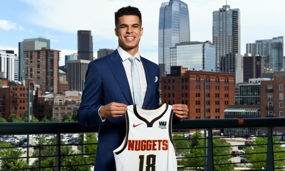 Michael Porter Jr On How He Ended His Instagram 'Beef' With Luka Doncic