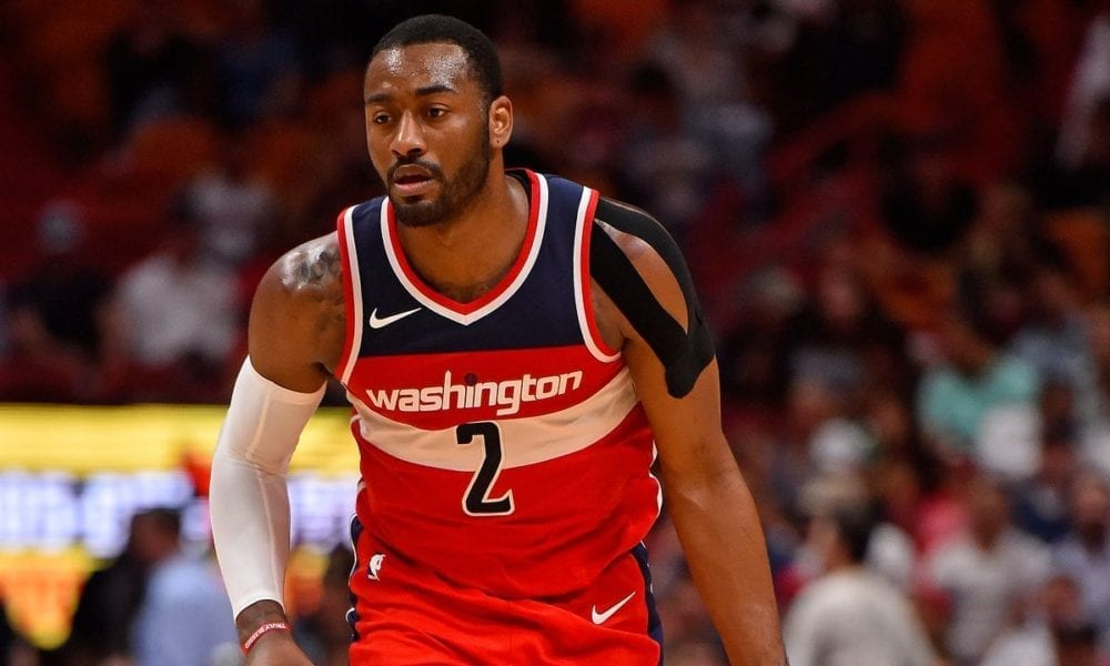 John Wall Annoyed That 'A Lot Of Guys' Don't Think He's A Top-5 Point Guard