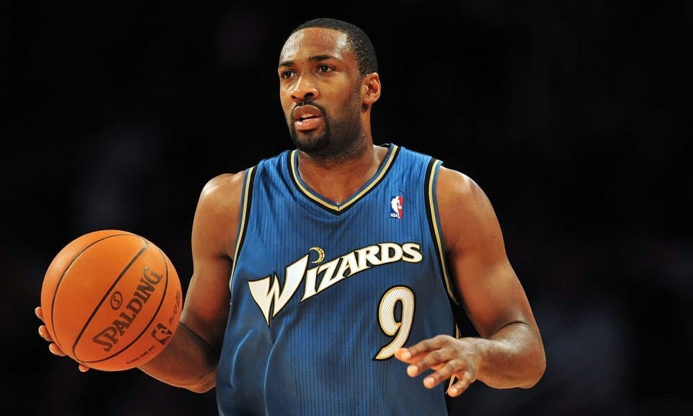 Gilbert Arenas Discusses Night That Led To Gun Incident In Wizards Locker Room