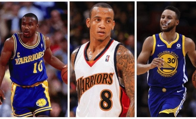 ae18c0a1bae A Comprehensive History Of NBA Teams Switching Back To Their Original  Jerseys