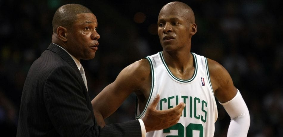Doc Rivers Deeply Bothered By Ray Allen-Celtics Rift