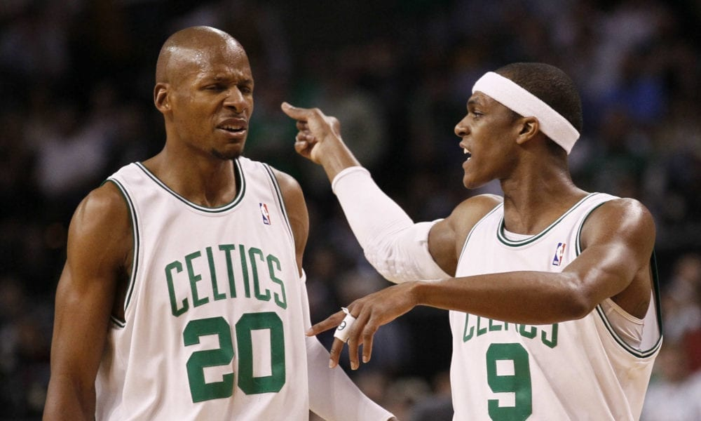 Ray Allen Not Expecting To Hear From Ex-Celtics Teammates Before Hall Of Fame Induction