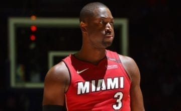Emotional Dwyane Wade Explains His Decision To Come Back For One Last  Season. Fighting back tears in ... d87453833