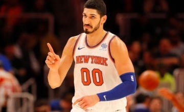 Enes Kanter Cryptic Tweets