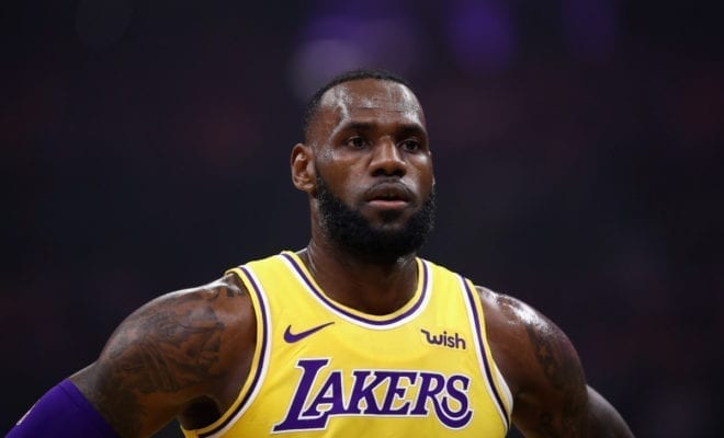 0bc05ee6fa9b LeBron James will return to Cleveland on Wednesday for the first time since  leaving the Cavaliers for the Los Angeles Lakers in the off-season.