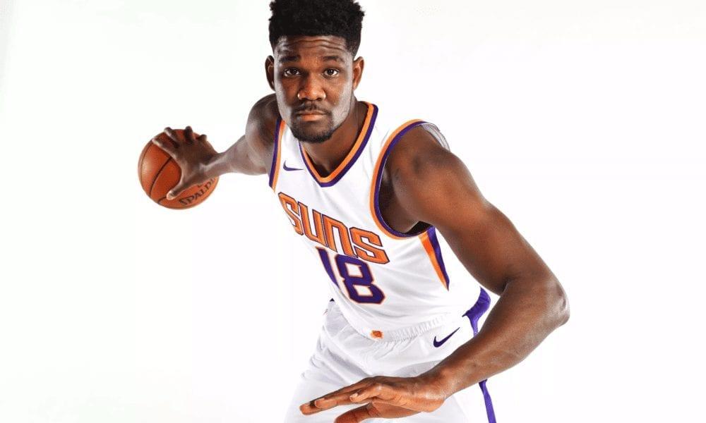 DeAndre Ayton Phoenix Suns Basketball Forever