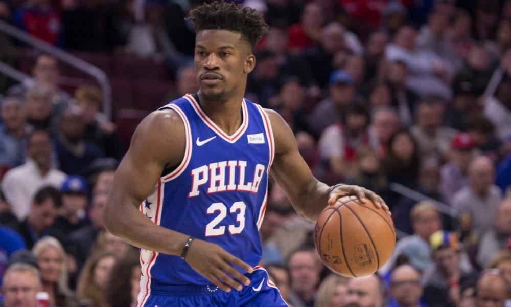 Jimmy Butler Philly game-winner