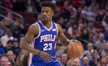 0a28ed69fc9 Jimmy Butler Has  Aggressively Challenged  76ers Coach Brett Brown Over  Offensive System