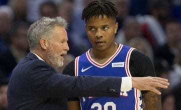 Fultz will not play or practice until he sees a specialist