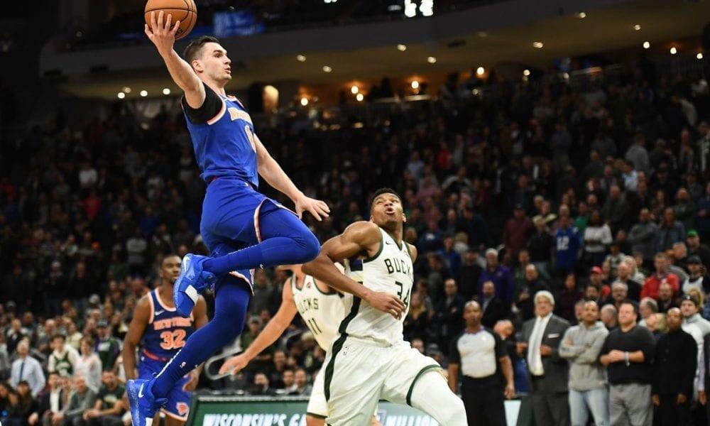 Mario Hezonja Giannis Antetokounmpo basketball forever
