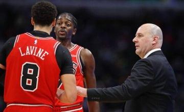chicago bulls basketball forever zach lavine jim boylen