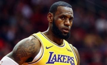 LeBRon x A.D. at the lakers a possibility