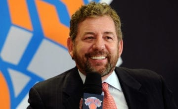 James Dolan willing to sell
