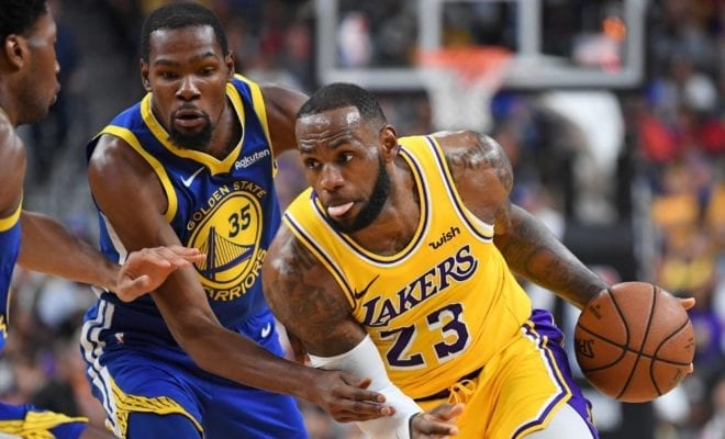 7e3a6be79cef Kevin Durant Explains Why Some Stars Don t Want To Play With LeBron James