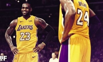 LeBron James Responds To Criticism From Kobe Bryant And Magic Johnson b07c7a8eb