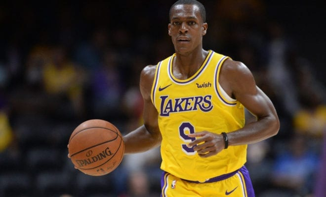 Rajon Rondo Faces Hurdle In Recovery From Hand Surgery