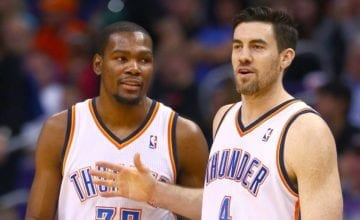 kevin durant nick collison basketball forever