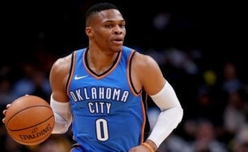 russell westbrook basketball forever