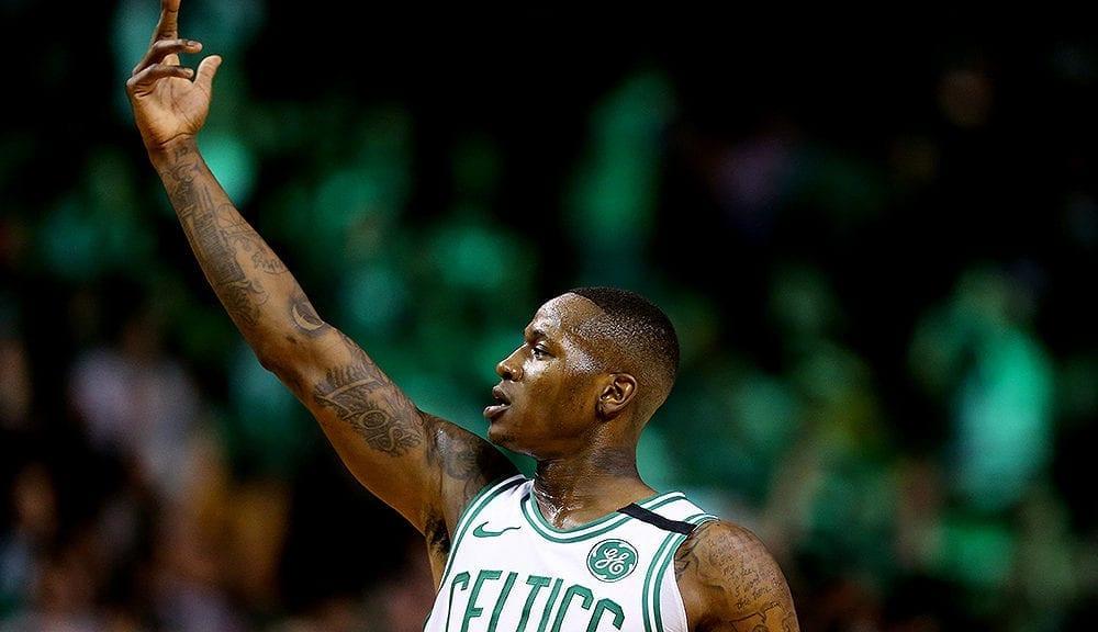 terry rozier boston celtics basketball forever
