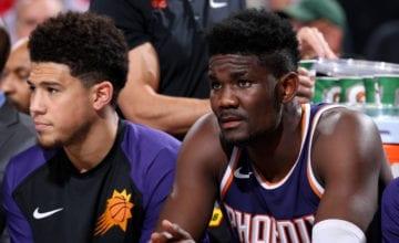 phoenix suns basketball forever devin booker