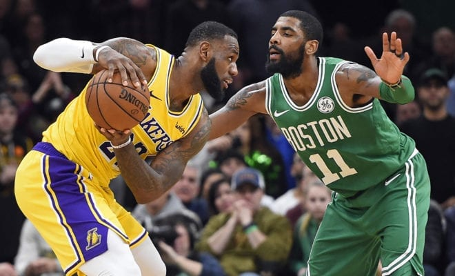 info for c7c79 2a636 Kyrie Irving – never a stranger to drama – has revealed his apologetic call  to LeBron James earlier this season was to help him move forward with his  life.