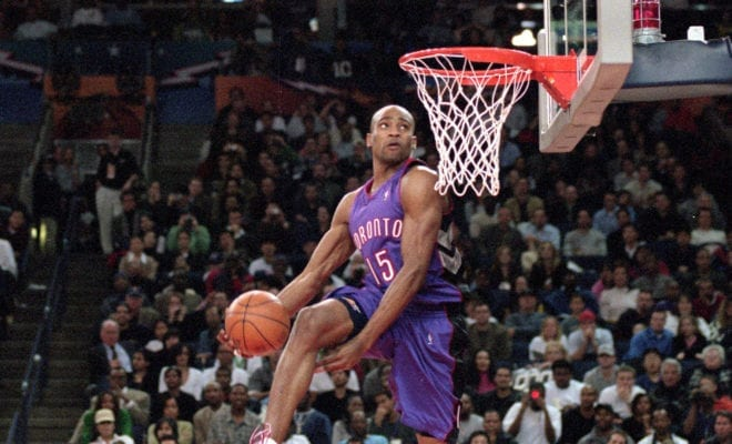 f5ab619a029 Vince Carter Explains Why He Doesn t Want Gimmicks In Dunk Contest