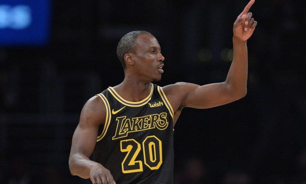 Andre Ingram Lakers latest signing