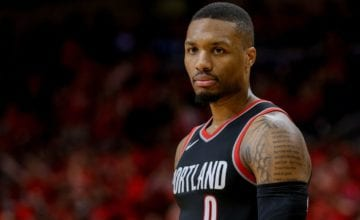 Damian Lillard thinks people sleeping on Trail Blazers