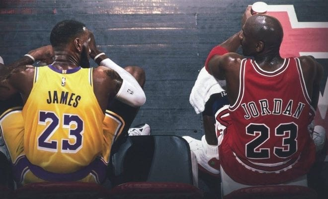f08463e6cec The Parts Of The Michael Jordan-LeBron James GOAT Debate That Actually  Matter