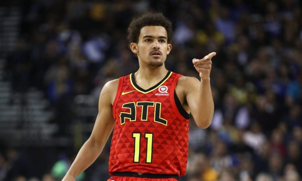 Trae Young ROTY