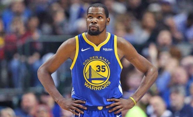 20e7d21d0a13 Golden State Warriors star Kevin Durant has proven that he s one of the  best NBA players ever