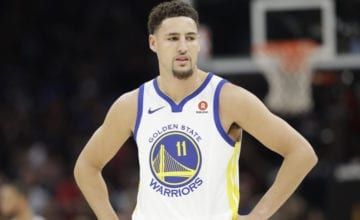 Klay Thompson basketball forever