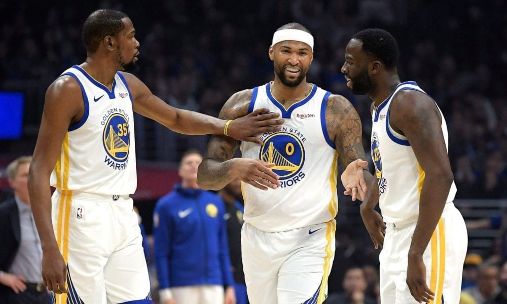 demarcus cousins kevin durant basketball forever