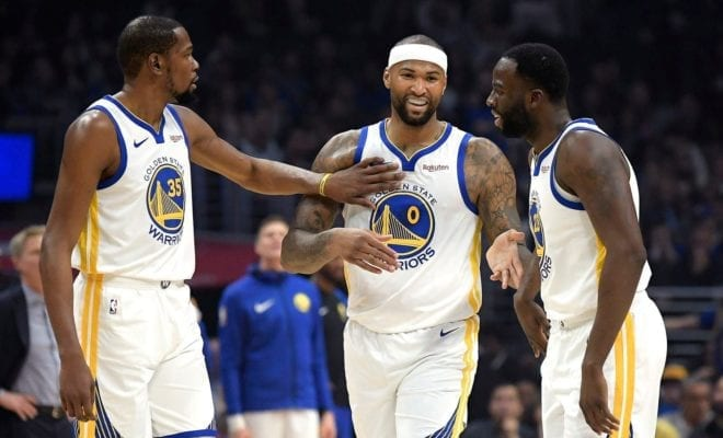 6c4a9519f87a How The Warriors  Dynasty Could Fall Apart This Summer