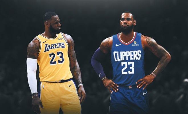 e4a0286dd7a LeBron James Chose The Wrong LA Team