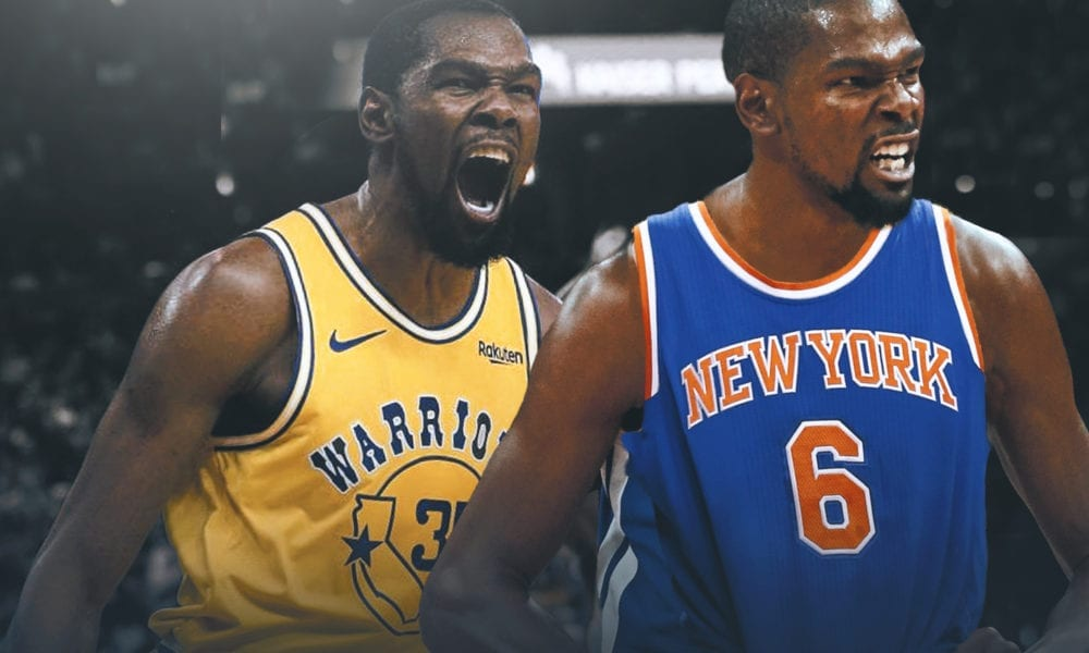 kevin durant basketball forever