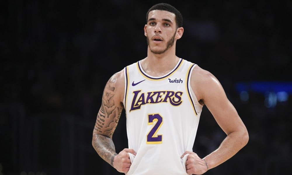 lonzo ball basketball forever big baller brand