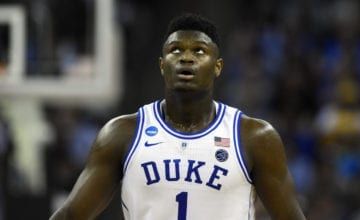 zion williamson basketball forever