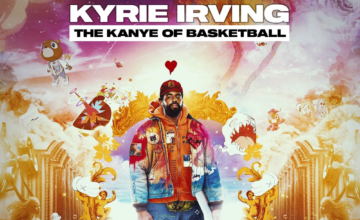 kyrie irving basketball forever